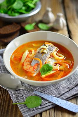 Суп с жемчужной рецепт