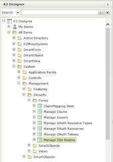 Realm ViewFlow has no issuers configured for login