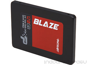 SSD Patriot Blaze 120GB (PB120GS25SSDR) | Rp 795.000