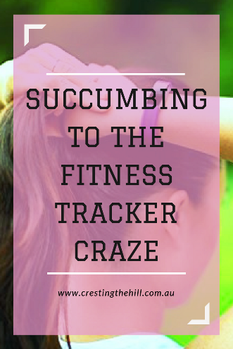 Have you thought about whether a fitness tracker would work for you? I was surprised by mine