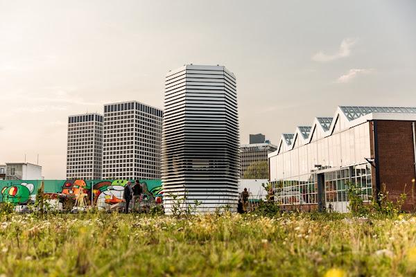 為了吸北京霧霾,荷蘭設計師打造世界最大空氣清淨機