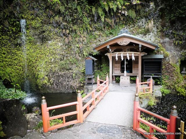 santuarios japon