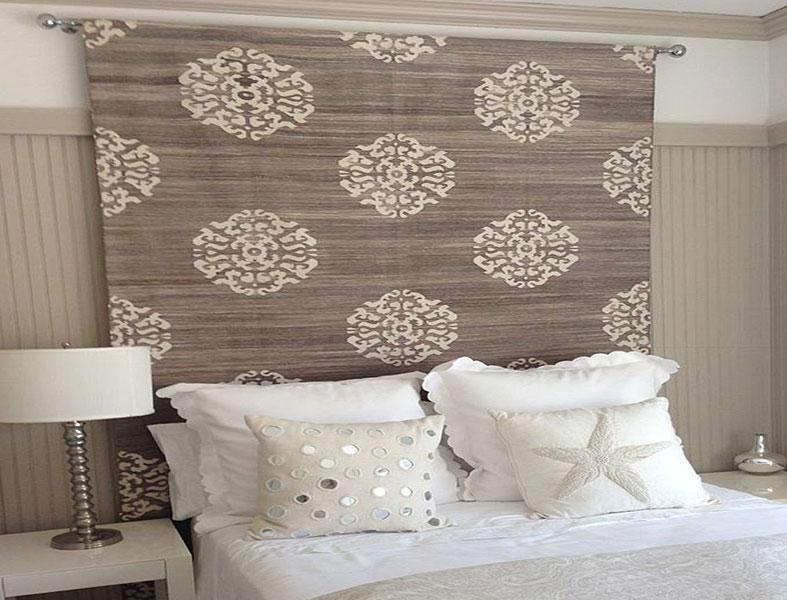 تزيين غرفة النوم أفكار رأس سرير ملهمة ديكور بلس