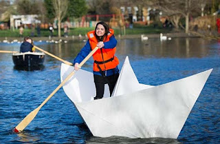 7 Stunning Examples Of Beautiful Paper Boats