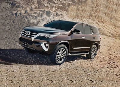 2019 Toyota Fortuner, Specs Release Date And Price
