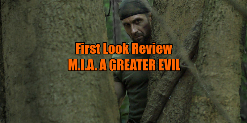 M.I.A. A GREATER EVIL review