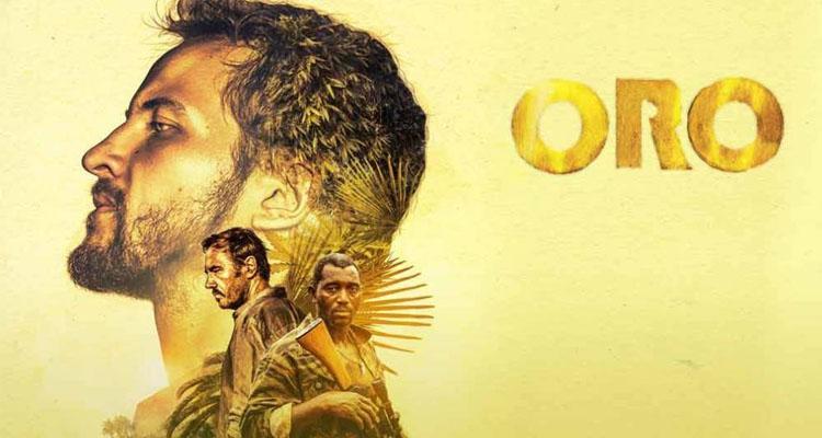 Oro, la nueva serie de AMC que se estrena este lunes 8 de Enero