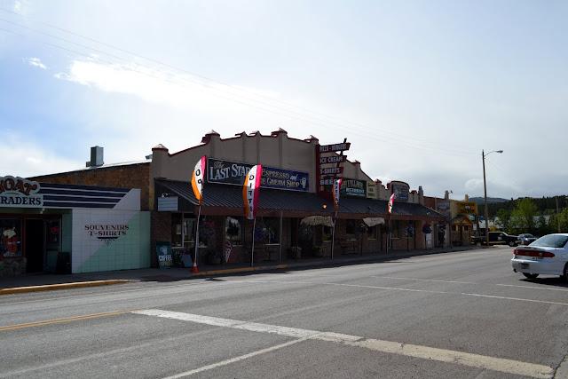 Іст Глейшир Парк Вілледж, Монтана (East Glacier Park Village, MT)