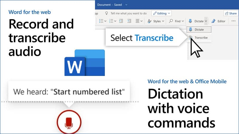 Microsoft announces two new innovative features for Microsoft Word
