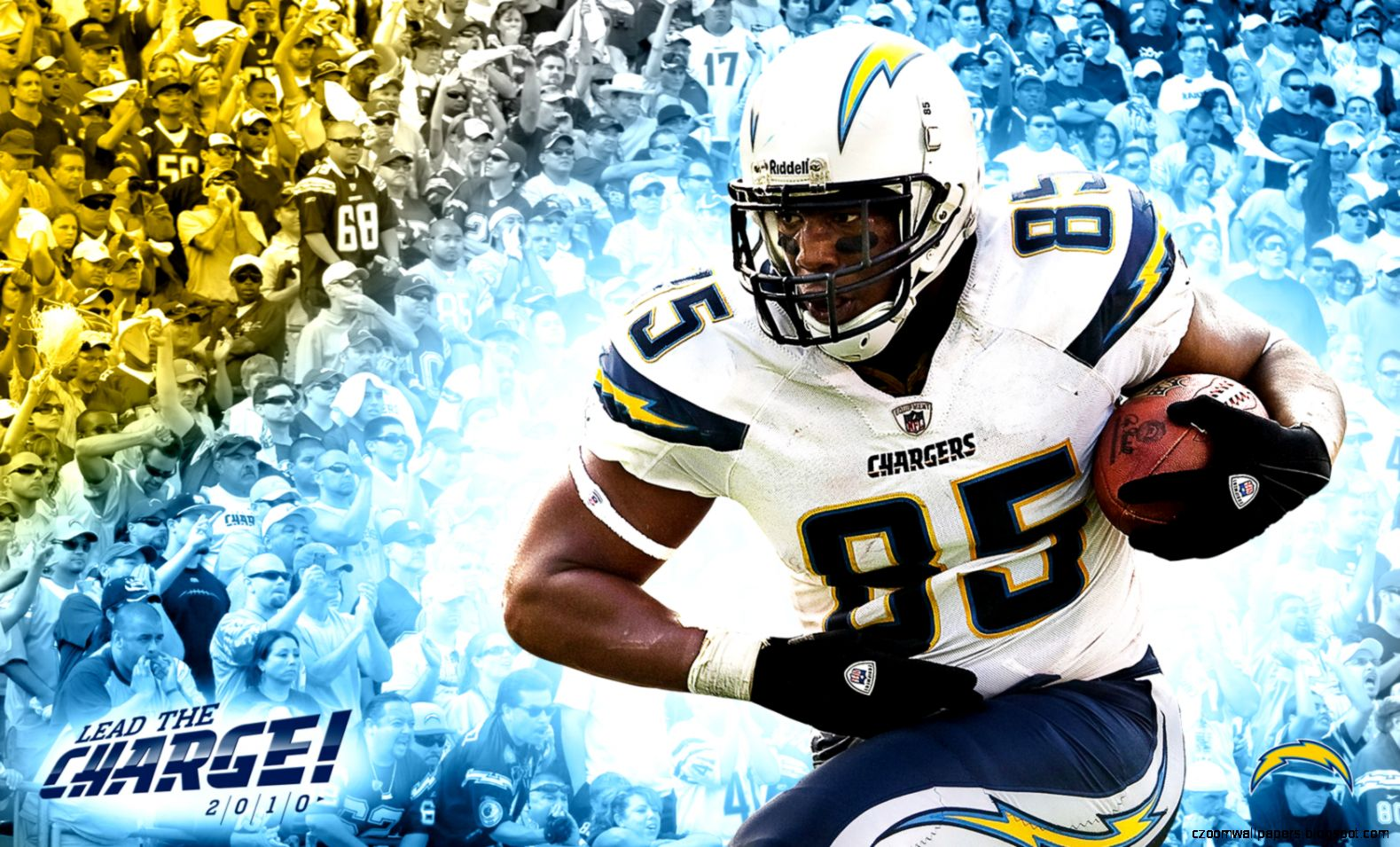 Nfl Team Player San Diego Chargers Wallpaper Zoom Wallpapers