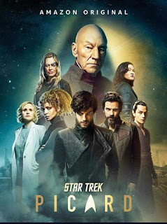 Star Trek Picard S01E01 English Hindi Download