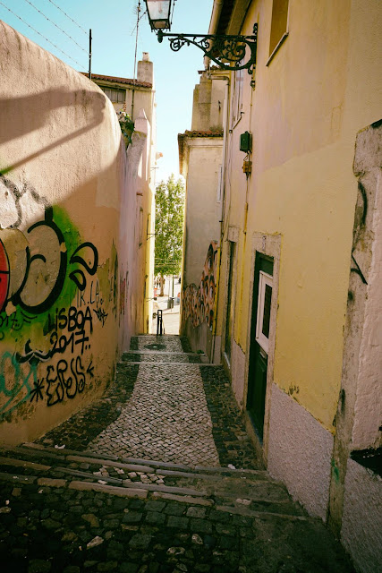 リスボン・アルファマ地区