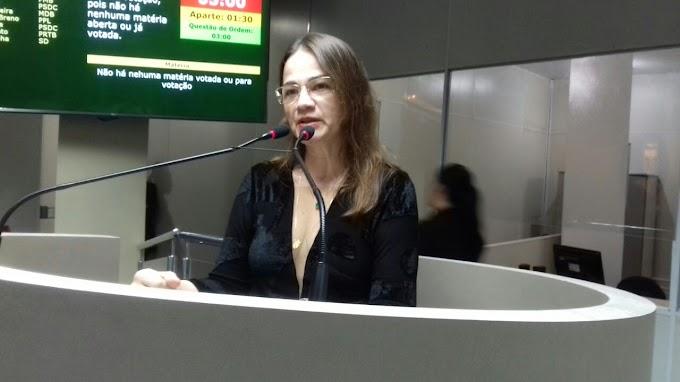 ÁUDIO: indignada, presidente da CMCG faz desabafo sobre assalto à sua filha e cobra mudanças na Legislação a deputados federais e senadores
