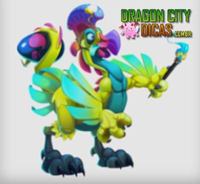 Dragão Ovi - Informações