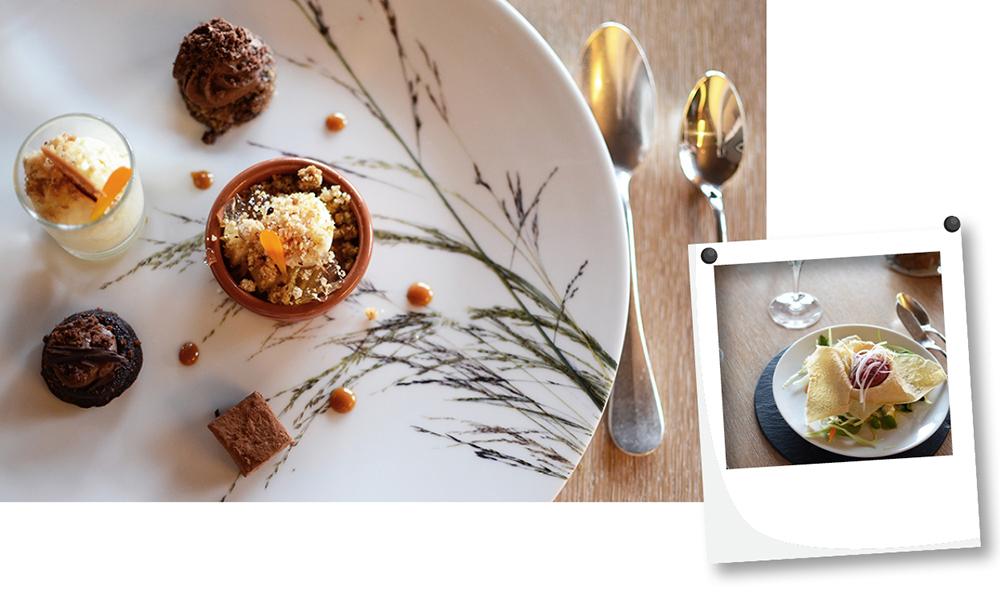 Gilles Le Gallès, Restaurant Bio Gastronomique, Blog Trip