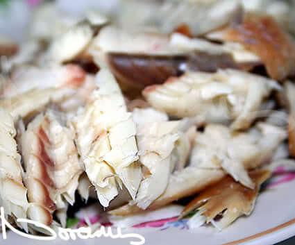 Картофельный чаудер с копченой треской, пошаговый рецепт с фото