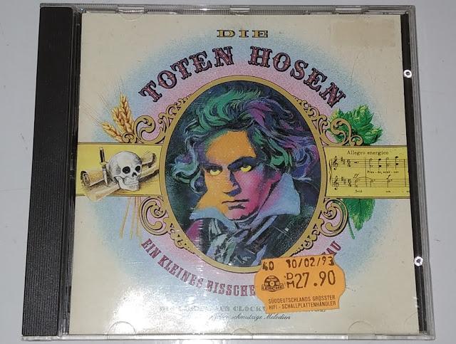 Wie findet man zur Freigabe auswählen viele Stile CD Die Toten Hosen - Ein Kleines Bisschen Horrorschau ...
