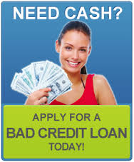Bad Credit Pay Day Loans