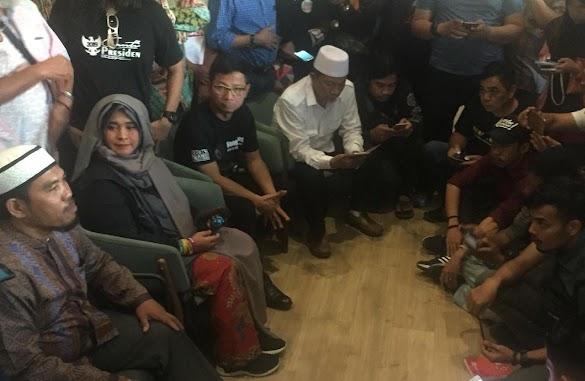 Diterpa Hoax Batal Digelar, Deklarasi #2019GantiPresiden Makassar Tak Terbendung