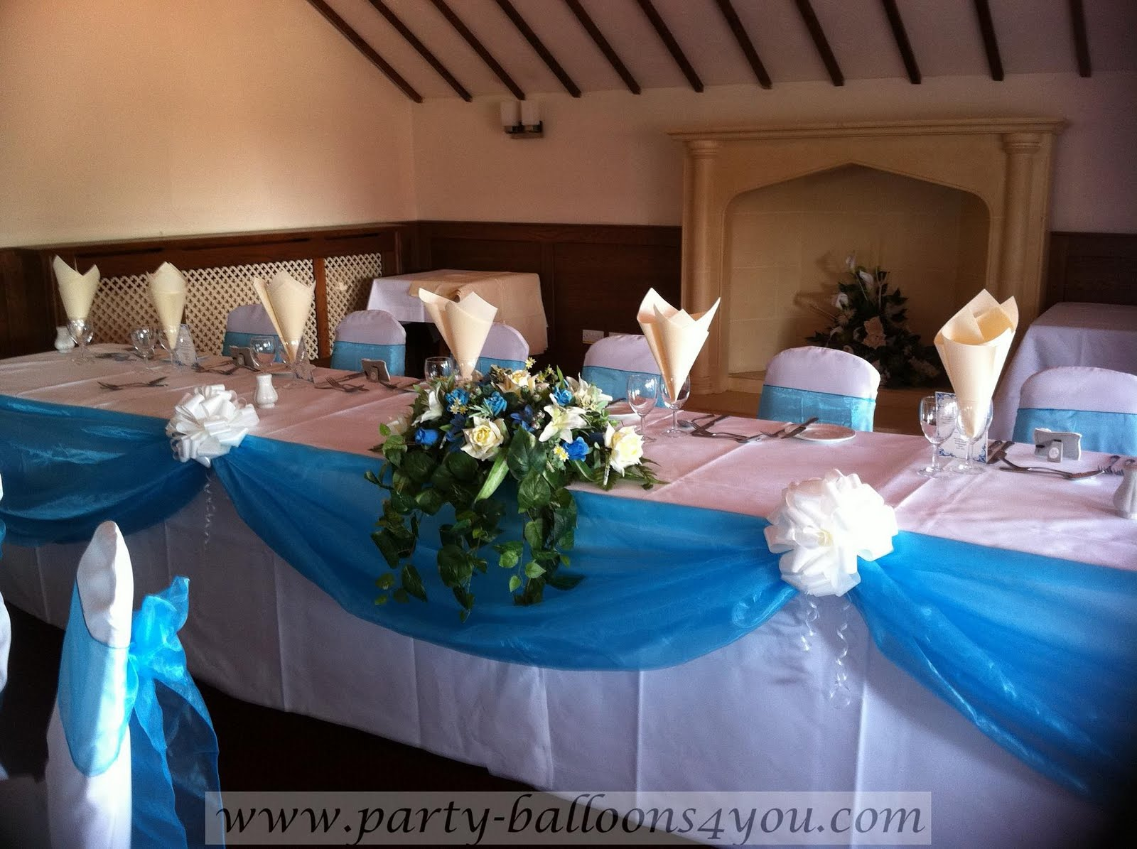 Party Balloons 4 You: Rachel And Shaun Wedding On The 2nd