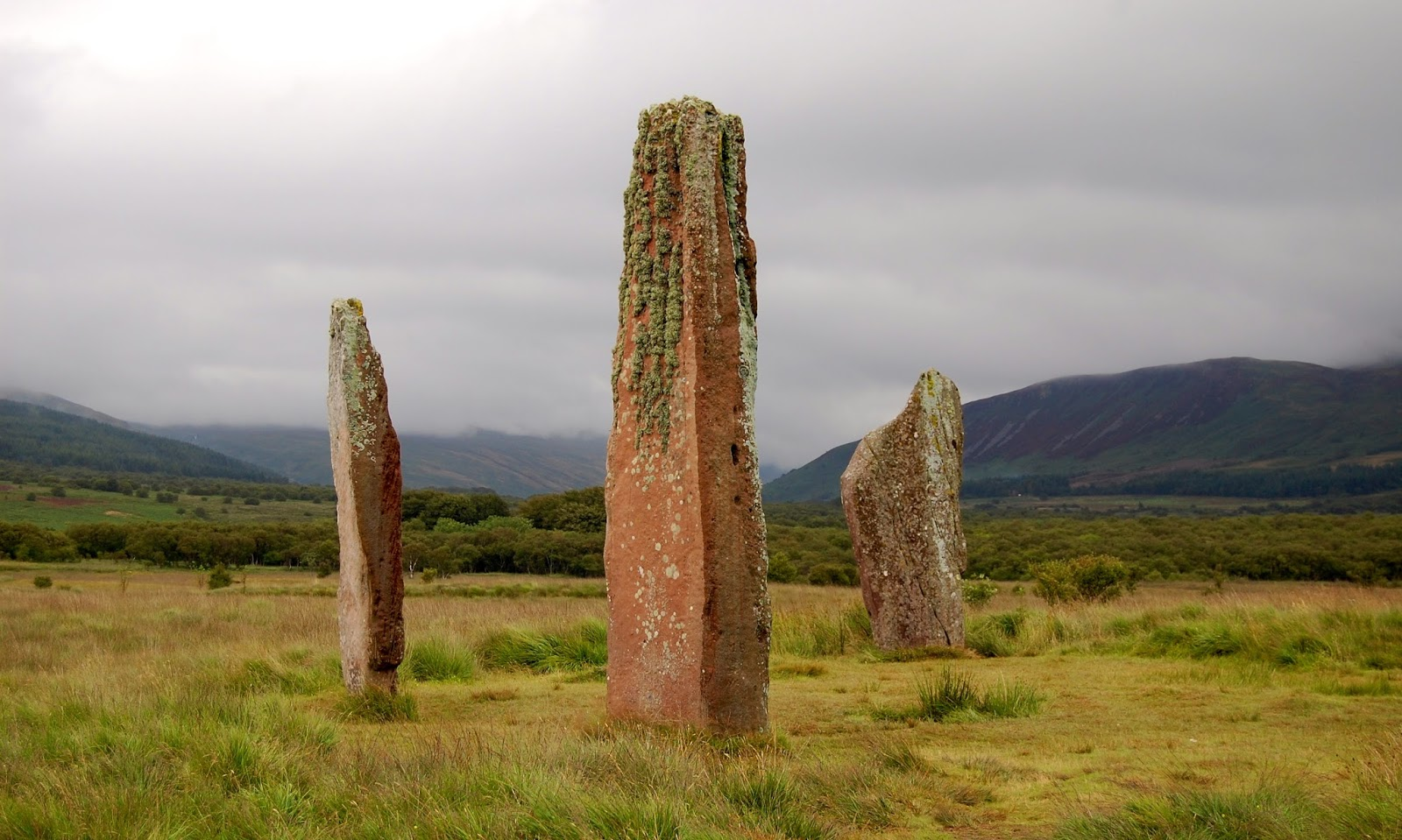 Machrie Moor stone circles