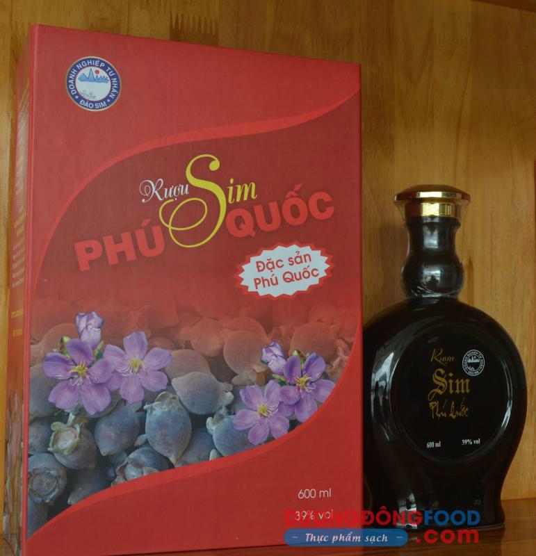 Siro Sim Phú Quốc