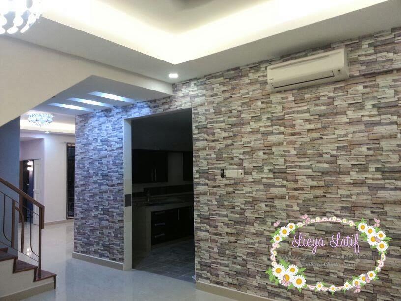 Ubahsuai Rumah Ruang Makan Dining Hall