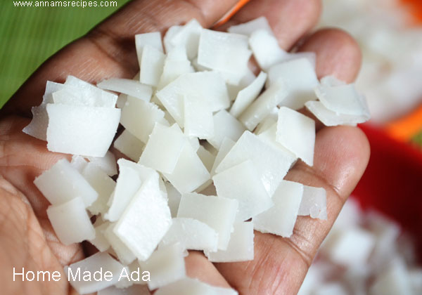 How to make Ada for Ada Pradhaman