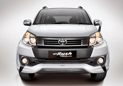 Promo Kredit Toyota Rush 2017