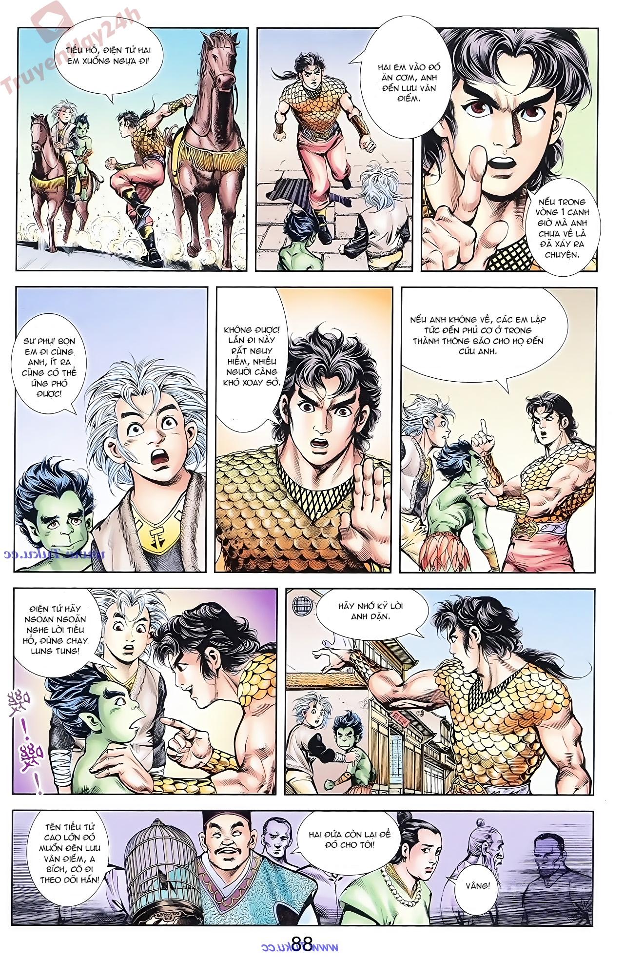 Cơ Phát Khai Chu Bản chapter 71 trang 17