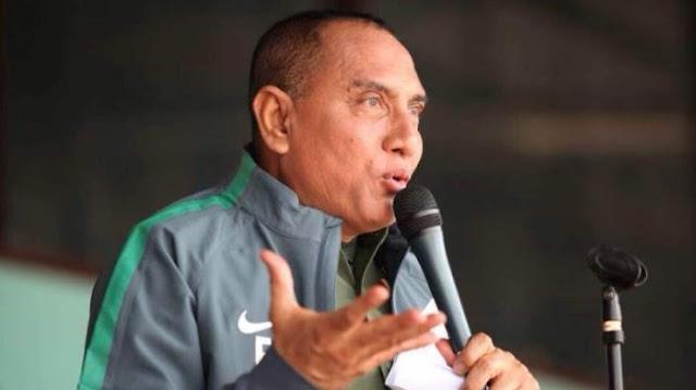 Edy Rahmayadi: Tugas PSSI Hanya Membina Atlet, Tidak Sampai ke Suporter