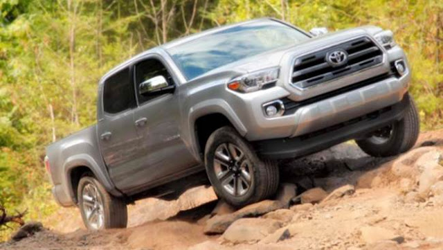 2018 Toyota Tacoma TRD Pro Diesel