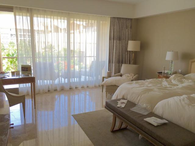 MULIA RESORTの客室の写真