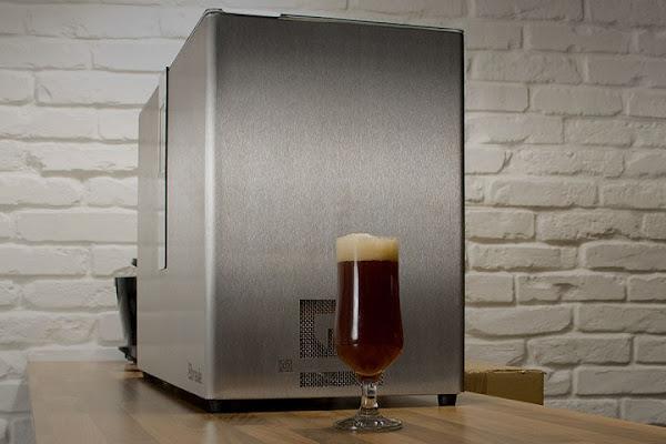 自己的啤酒自己釀,數位時代翻攝自 Brewie 網站。