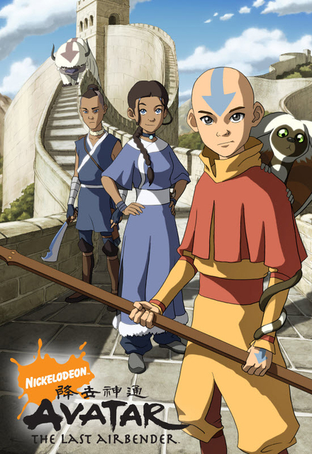 Avatar: A Lenda de Aang – Dublado Online