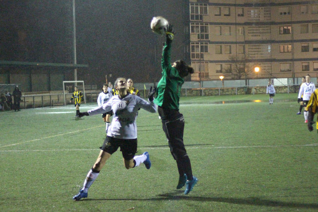 El Barakaldo CF cae 0-4 ante el Zarautz