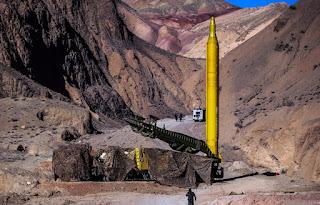 βάση πυραύλων του Ιράν που μπορεί να πλήξει το Ισραήλ