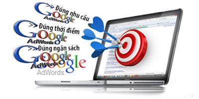 Chạy quảng cáo thông qua Google