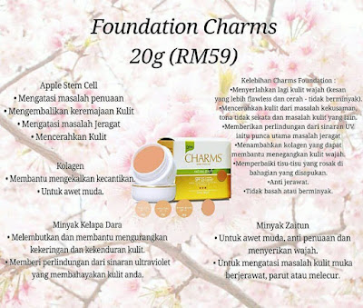 FOUNDATION CHARMS