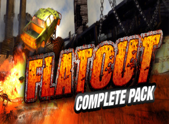 FlatOut Complete Pack [Full] [Español] [MEGA]