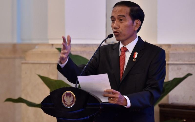 Selain Kebakaran Hutan, Jokowi Juga Koreksi Pernyataannya Tentang Konflik Agraria