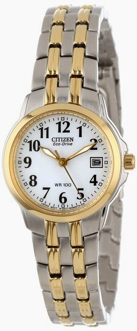 EG2344-51A Silhouette Citizen Ladies Watch Review Top-Selling Ladies Watch from the Citizen Eco-Drive Line
