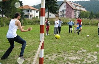 Tabara de Fotbal si Scrabble Izvorul Muresului 2006 - Fotbal2