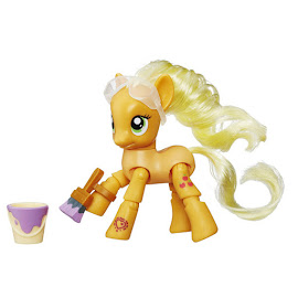 My Little Pony Posable Figures Wave 2 Applejack Brushable Pony