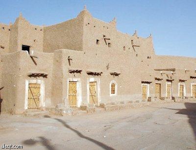 Rumah Muhammad bin Abdulwahab (pendiri Wahabi)