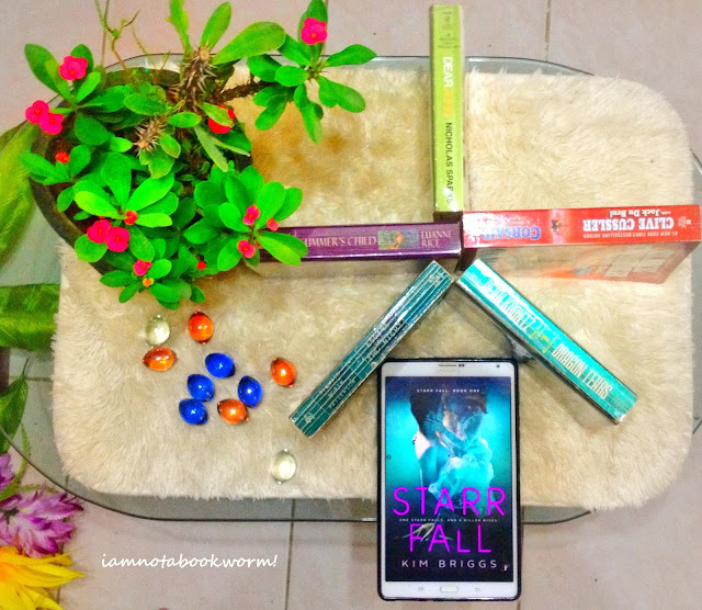 Starr Fall (Star Fall #1) by Kim Briggs | A Book Review
