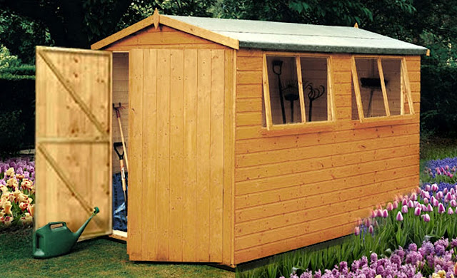 4 Quick Tips for purchasing a Garden Shed