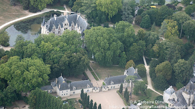 Castelos do Vale do Loire - Château d'Azay-le-Rideau