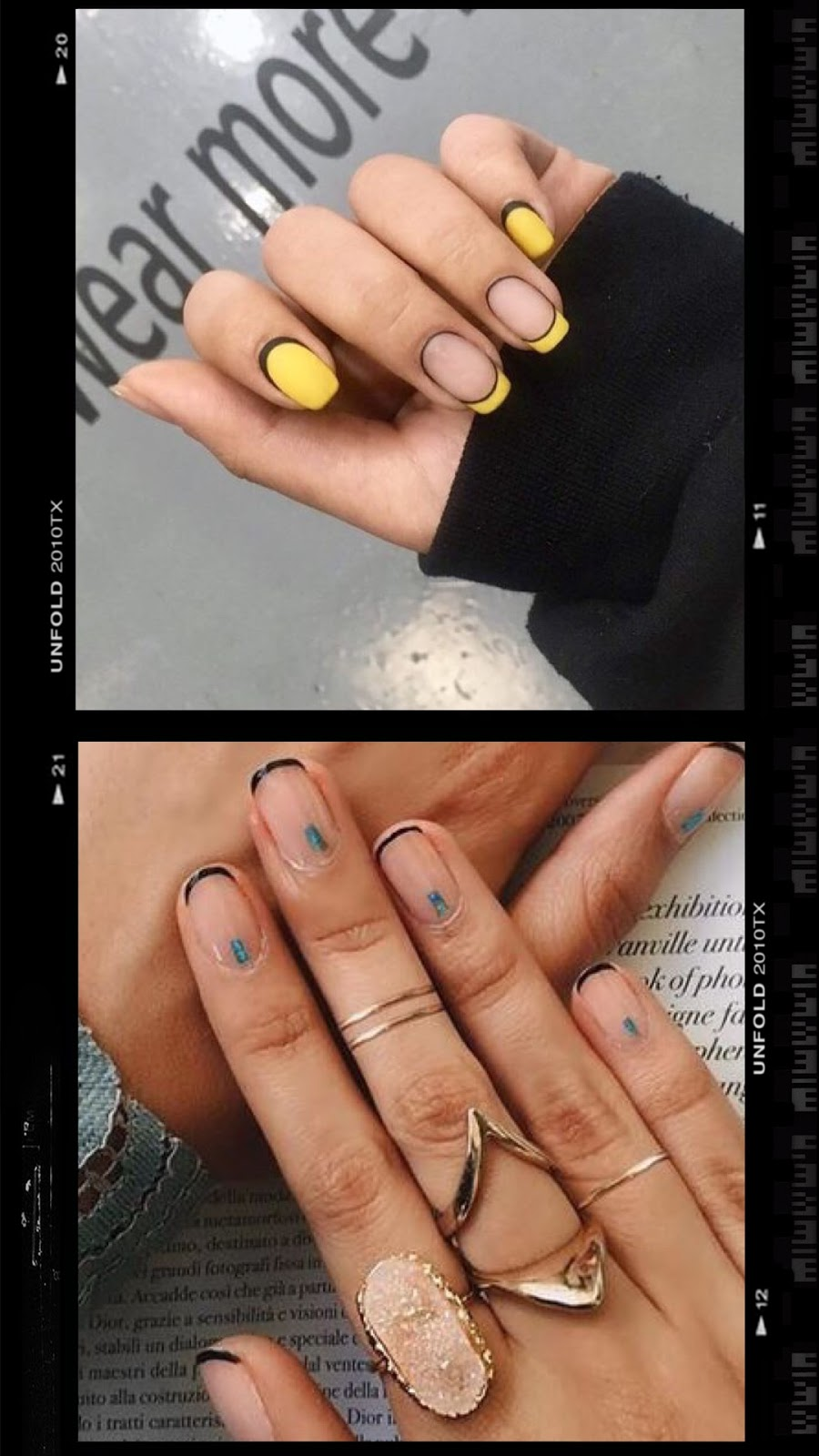 Nails 2019 Justyna Polska Fashionblogger Styling Makeup Artist