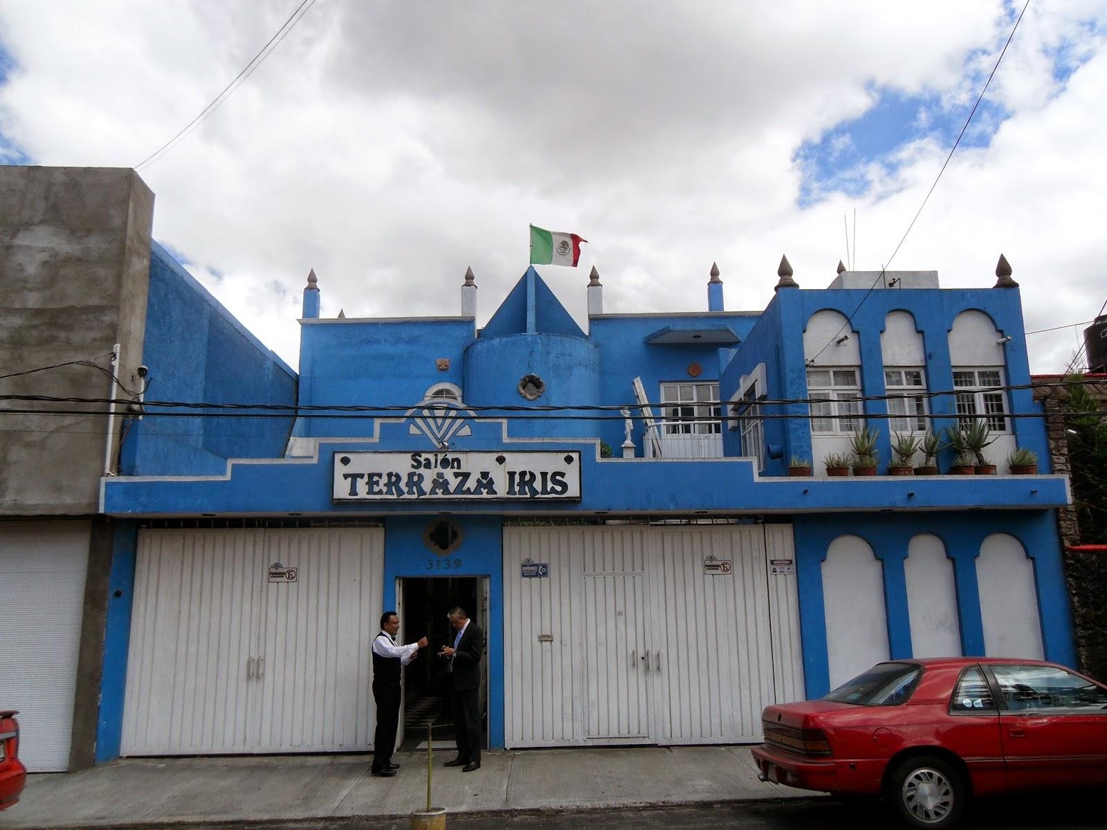 Salón De Fiestas Terraza Iris Fotos